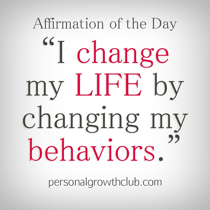 positive change in my life. essay Life is a choice you either work on the positive side or negative side of life both  have regards the word change was introduced from an old french language.