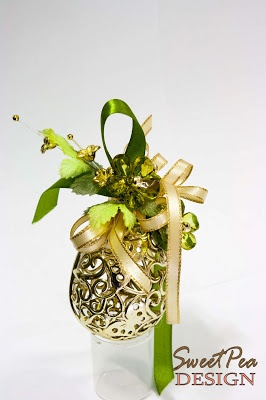 Green Crystal Doorgift
