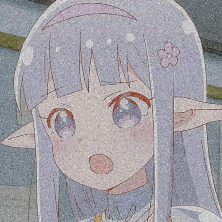 Pfp Aesthetic Girl Pfp Aesthetic Anime Elf Anime Expressions Kawaii Anime