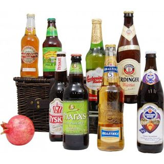 Containing wonderful craft beers from around the world. The perfect gift for anyone who likes to try premium craft beers this is a gift suitable for all seasons and reasons.