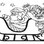 Ausmalbilder Nikolaus (Saint Nicholas)