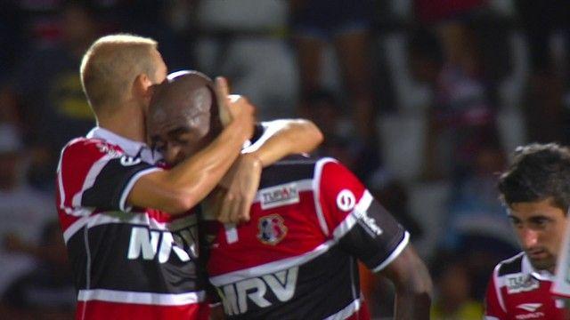 Santa Cruz x Palmeiras - Campeonato Brasileiro 2016 - Ao vivo - globoesporte.com
