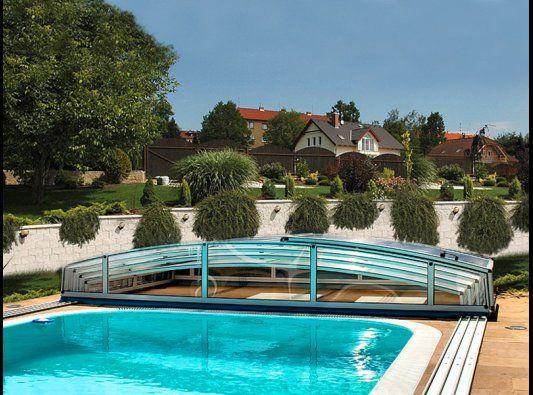Las 25 mejores ideas sobre cubiertas para piscina en for Cubierta piscina transitable