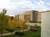 Nelson-Atkins Museum of Art in Kansas City, Missouri