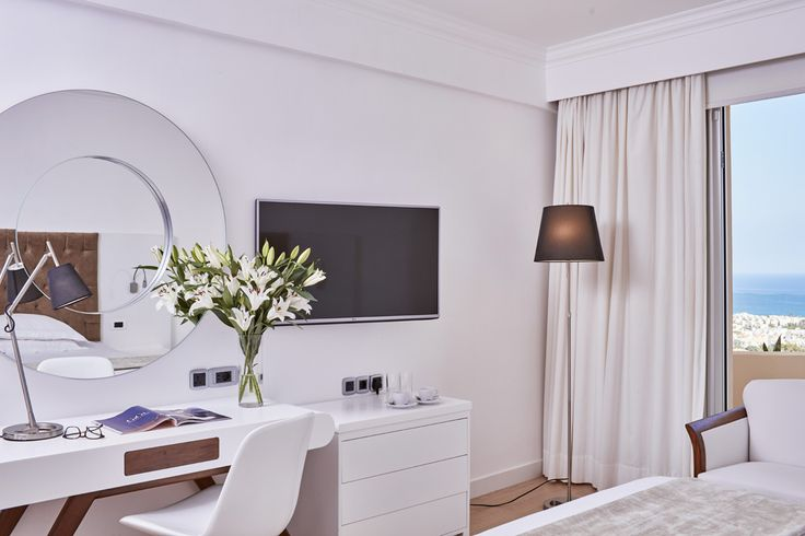 All rooms and suites are furnished to meet the expectations of today's demanding traveler. Grecian Park Hotel, Cyprus