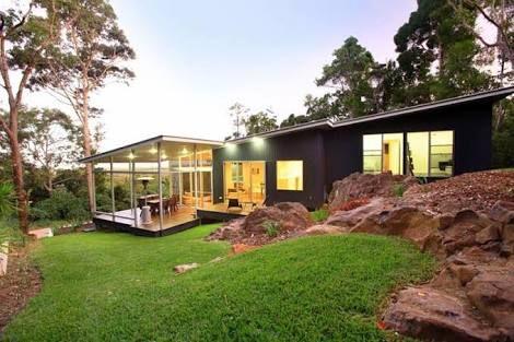 designer colorbond homes - Google Search