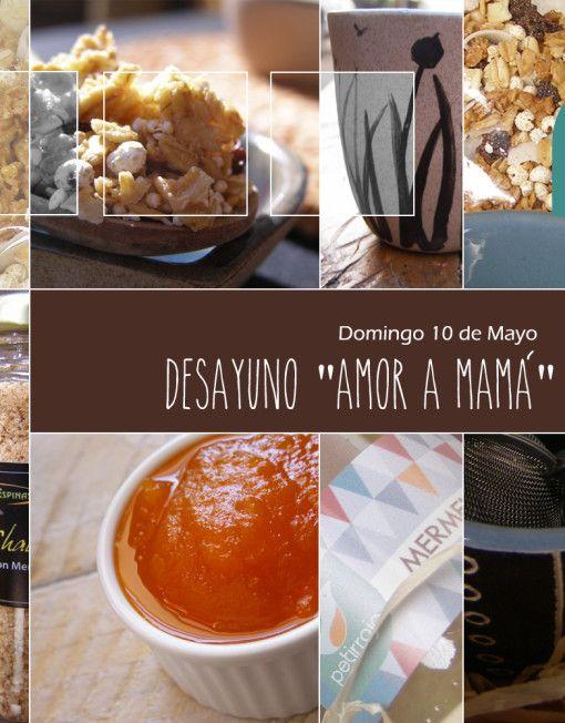 Sorprende a mamá con una selección de los mejores sabores artesanales. Un regalo único y exclusivo con sabores gourmet seleccionados.  http://www.regalosdechile.cl/tienda/desayuno-dia-de-la-mama/