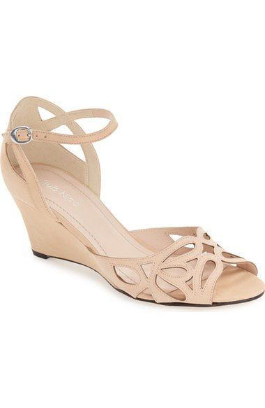 Klub Nico 'Kismet' Wedge Sandal (Women) available at #Nordstrom. '