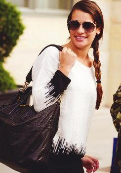 our star lea michele