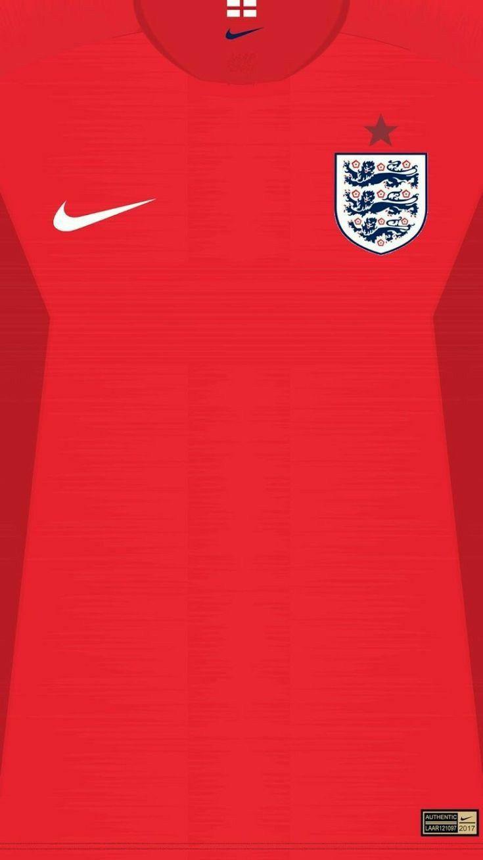 Red Away England Wallpaper England Football Jersey England Football Team Football Wallpaper