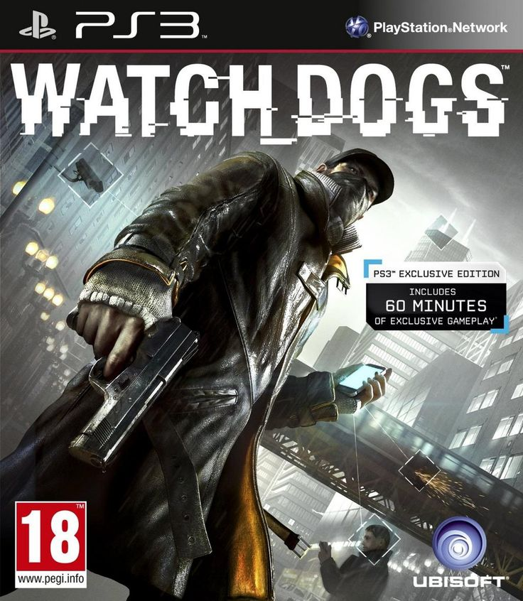 GAMING Watch Dogs PS3 Game £23.99 delivered at Amazon CHEAPEST EVER PRICE