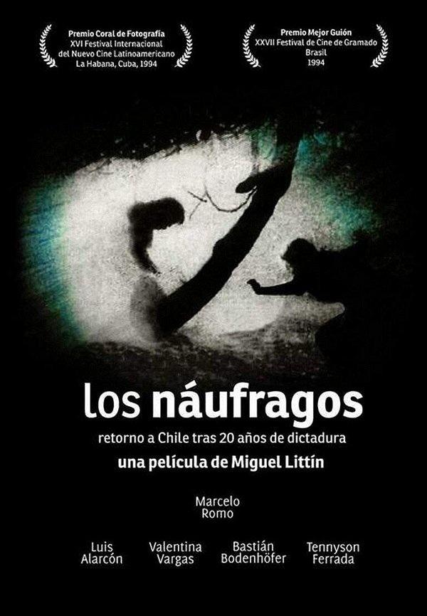 Restrospectiva de Miguel Littin. 'Los Náufragos' (1994). Para más información clik en la imagen.