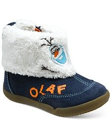 Stride Rite Little Boys' Olaf Frozen Boots