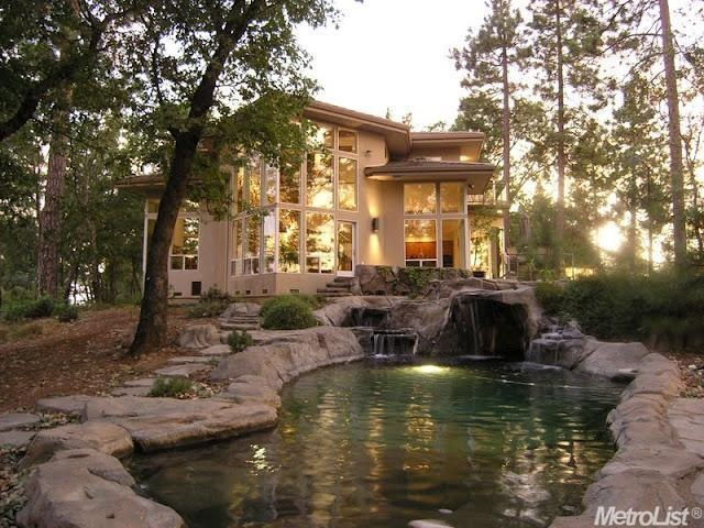 A beautiful custom home in Colfax, CA - http://www.placercountyhomesandland.com/colfax-homes-for-sale.php