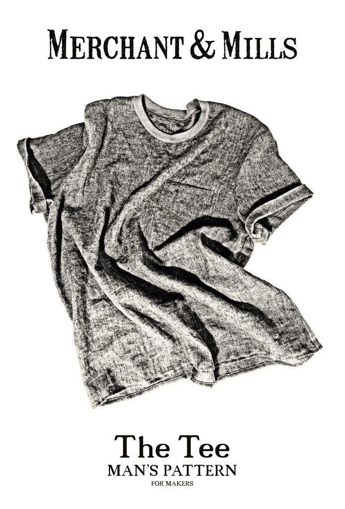 The Tee Shirt Sewing Pattern | Merchant & Mills
