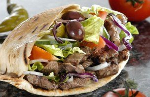 Is there any fast food that tastes better than the Donar Kebap?  Preferably with yogurt sauce!