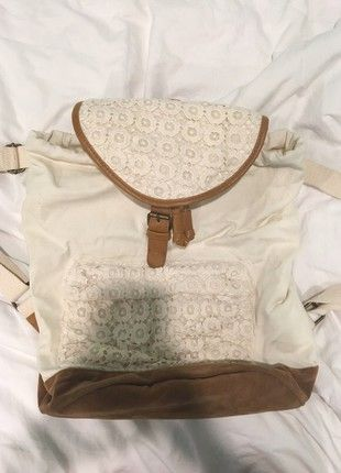 Mossimo Lace Backpack