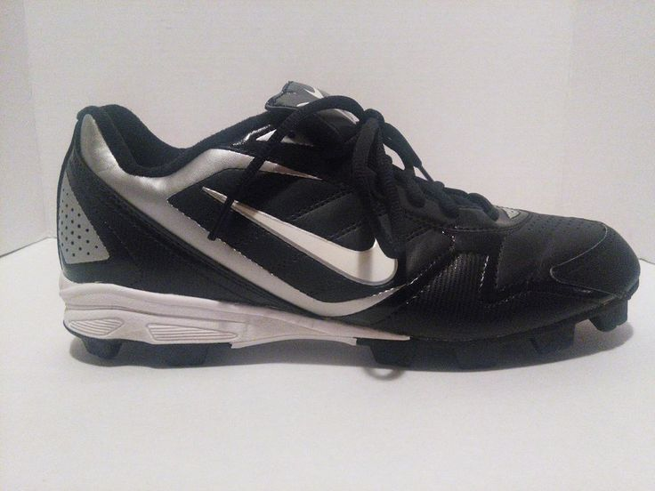 Nike Power Channel Baseball Soccer Cleats Shoes Mens Size 9   #Nike #Cleats