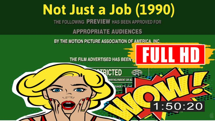 Watch Not Just a Job (1990) Movie online : http://movimuvi.com/youtube/UnM2dENXT2g4NlF5MWtuSy9pSURUZz09  Download: http://bit.ly/OnlyToday-Free   #