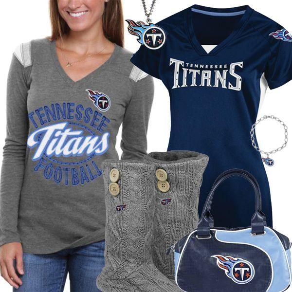 Cute Tennessee Titans Fan Gear  866acfeedf76
