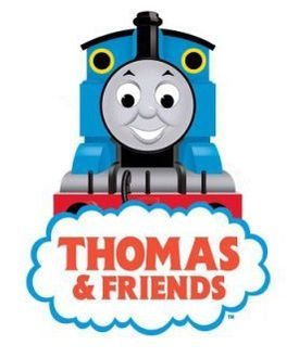 thomas the tank engine was one of C's favorite shows when he was a pre-schooler. His Fascination with Trains has been with him since he was 1 year old.
