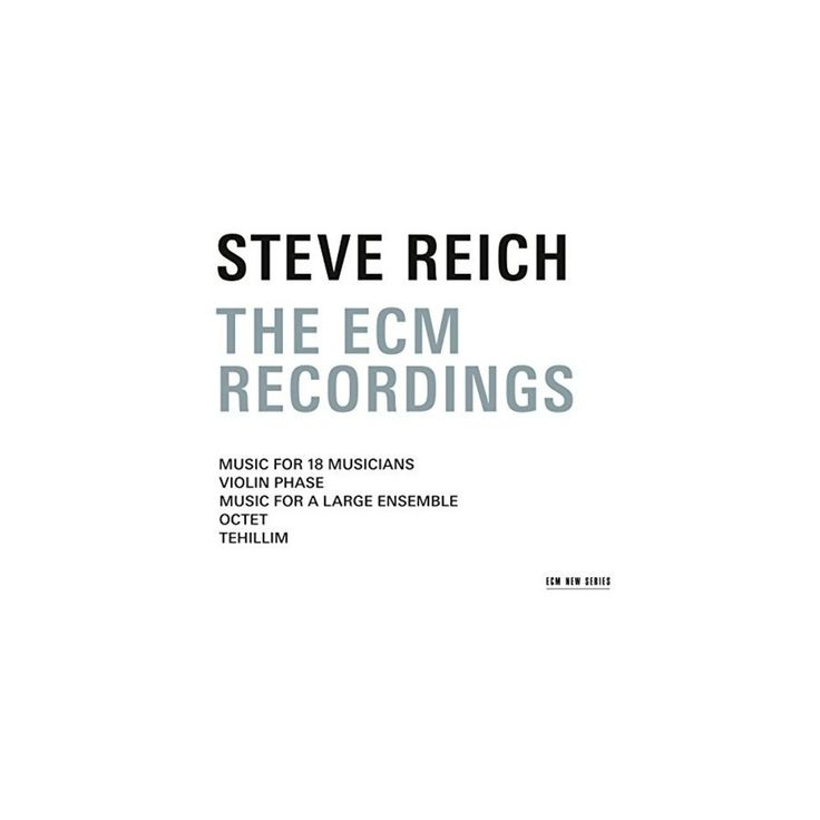 Steve Reich - Steve Reich - the Ecm Recordings (CD)