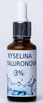 Kyselina hyaluronová - přírodní elixír mládí
