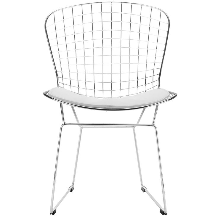 Poly and Bark Morph Wire Dining Chair | Overstock.com Shopping - The Best Deals on Dining Chairs