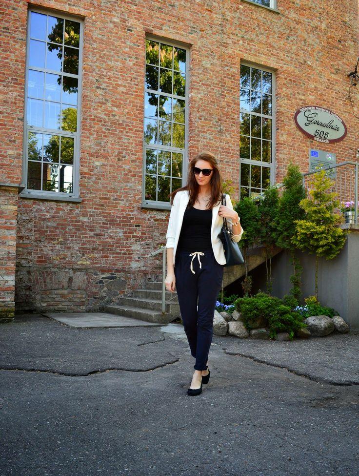 natalie's style: SWEATPANTS, czyli spodnie dresowe