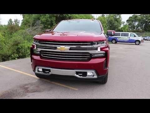 Camionetas Bonitas Y Modernas Youtube Silverado High Country