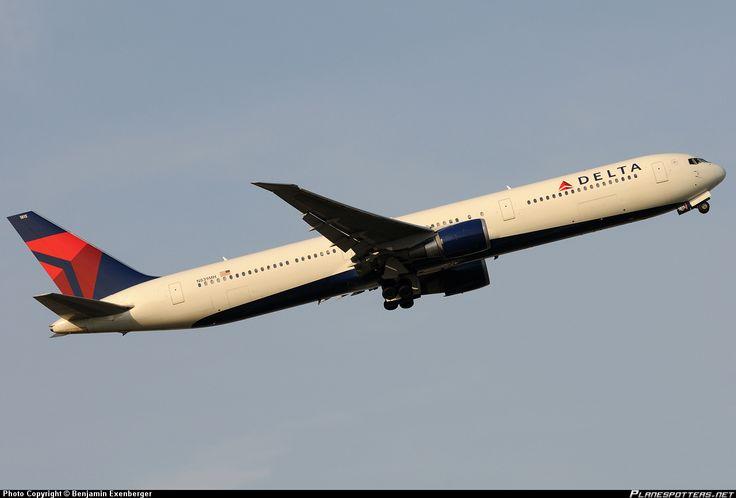 N839MH Delta Air Lines Boeing 767-432(ER)