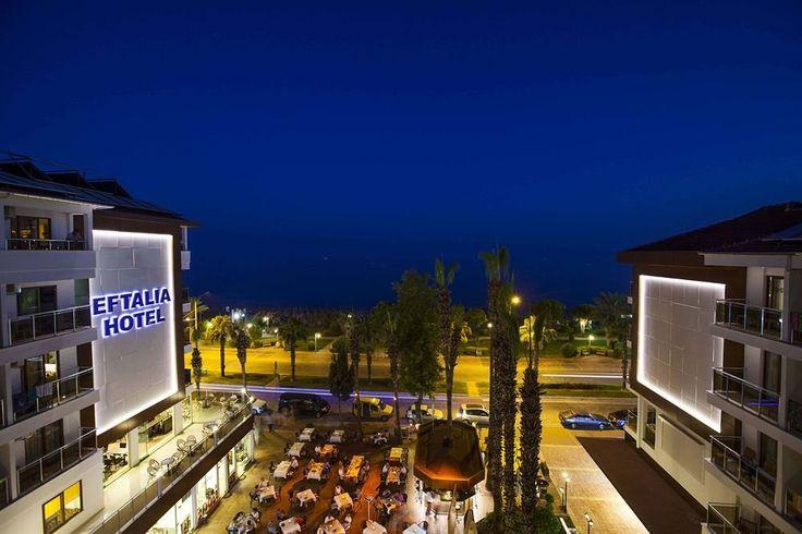 Акционная цена 626 $  на прекрасный бюджетный отель в Турции ⭐⭐⭐ Eftalia Aytur на 7 ночей на 07.08.06.  Питание: All Inclusive. Отель Eftalia Aytur предоставляет своим гостям  открытый/крытый бассейн, спа-салон и частный пляж. Отель состоит из основного корпуса и двух дополнительных зданий. Последняя реставрация отеля была сделана в 2011 году. Номерной фонд отеля насчитывает 222 номера... #Акция #hotels
