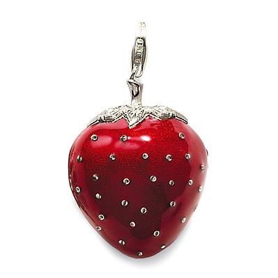 Strawberry Pendant - Thomas Sabo Charm