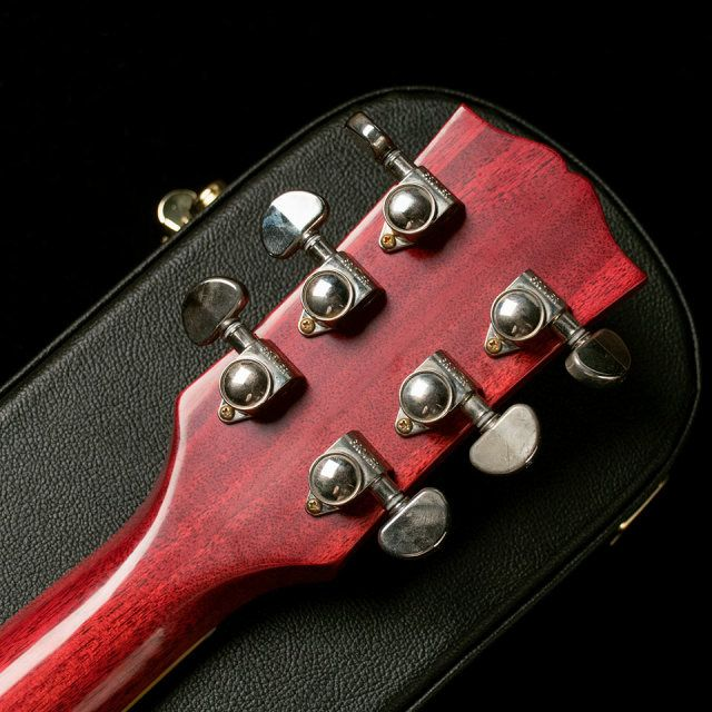 Gibson Custom Shop/Historic Collection 1963 ES-335 Block VOS (Stained Cherry) w/Grover 2017【在庫あり】