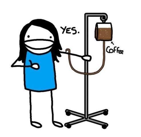 Coffee Drip. I wish!