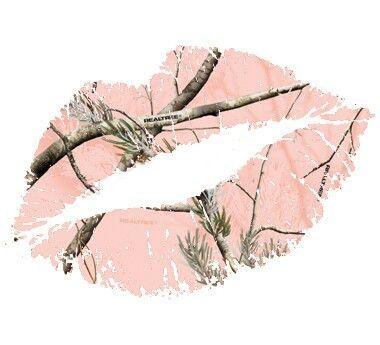Real tree camo kiss <3
