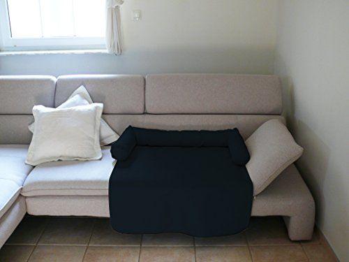 Aus der Kategorie Betten  gibt es, zum Preis von EUR 32,90  Jetzt darf der Hund auf Sessel und Sofa schlafen. Die spezielle Form und das Material schützt das Möbel vor Schmutz und Haaren.  <br>  <br>Waschbar bei 30°.  <br>Grösse: L/XL z.B. Beagle, Spaniel, Bullterier, Mittelpudel etc.  <br>Länge x Breite x Höhe: ca. 110cm x 110cm x 20cm
