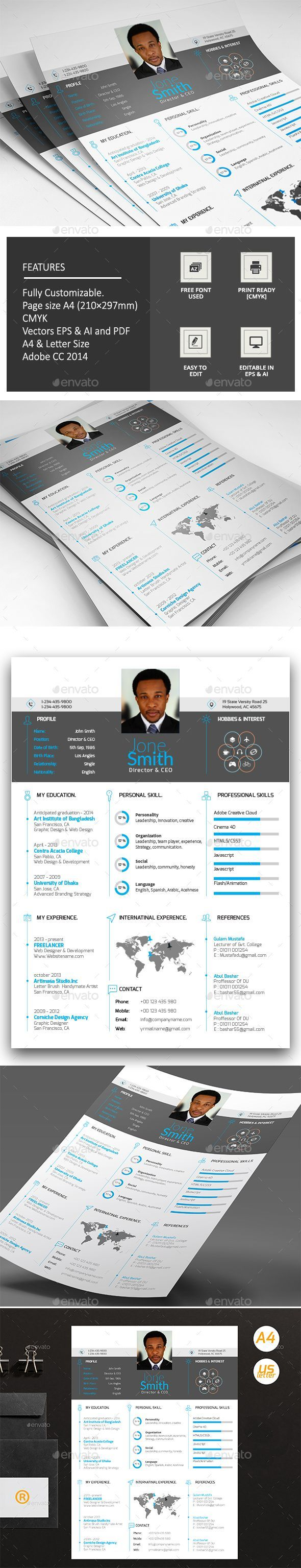 Resume Structure Download - Picture Ideas References