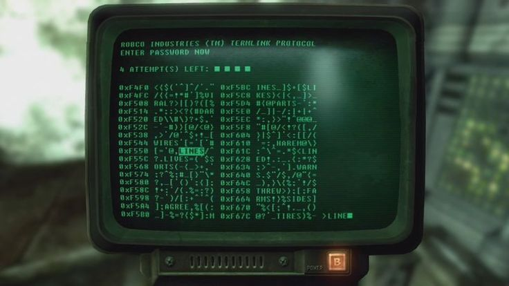 CNN Shows Fallout Computer Terminal In A Video About Russian Hacking