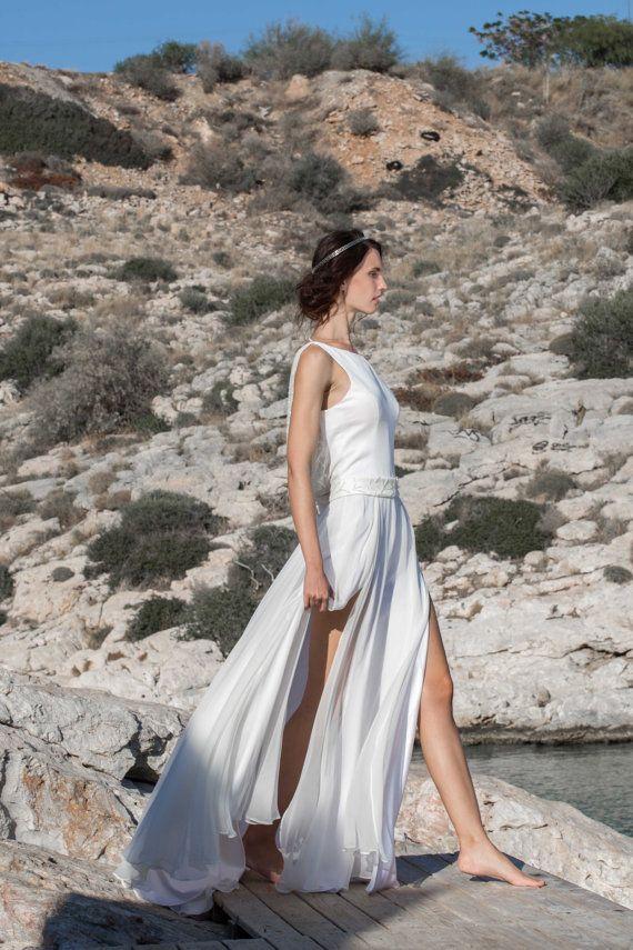 STEFANA Wedding Greek Crowns / Orthodox Greek Wedding by LakaLuka