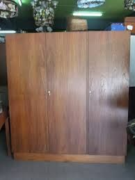 old 70's wooden mirrored wardrobe - Google Search