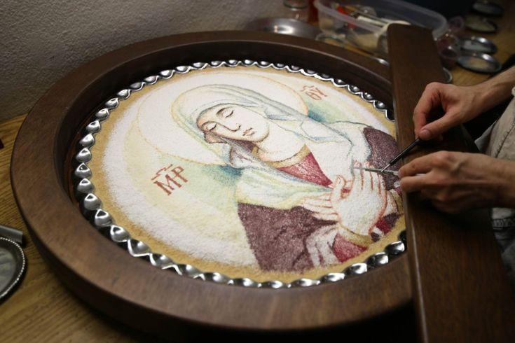Ο εορτασμός της Κοίμησης της Θεοτόκου στο Βατοπαίδι (2016)
