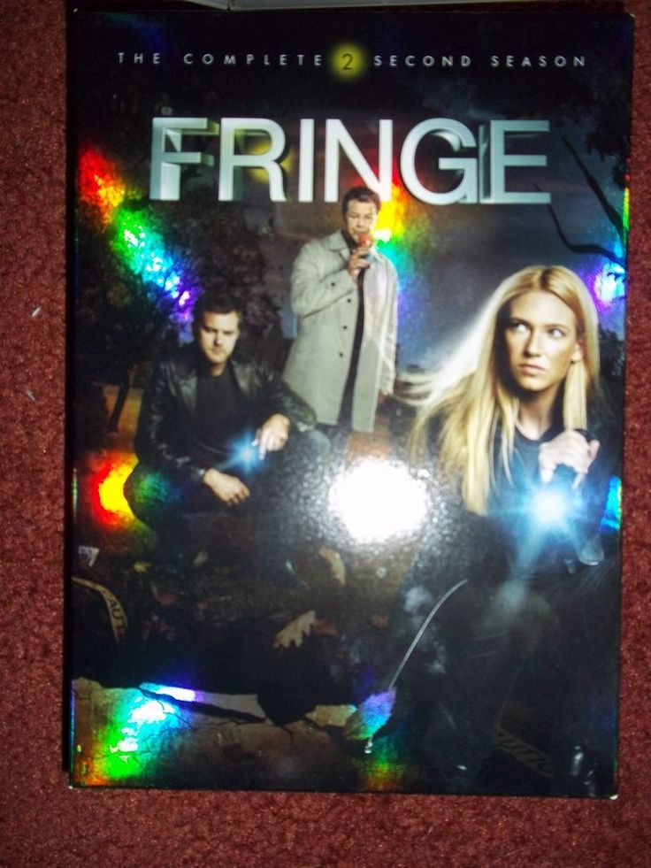 Fringe Season 2 DVD Set