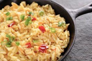 "Cauliflower ""Rice Pilaf"". I still need to try this.: Low Carb, Cauliflower Rice, Carb Tasting, Cauliflowers Pilaf, Dr. Oz, Rice Pilaf, Food Drink, Cauliflowers Rice, Oz Recipe"