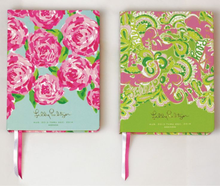 Just got my new Lilly planner! So excited. This is my New Years! What resolutions should I make for a new planner