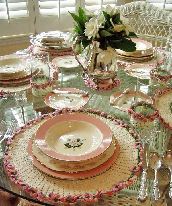 1000 Ideas About Beautiful Table Settings On Pinterest