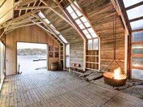 17 meilleures id es propos de hangar bateaux sur pinterest vie dans un cottage de lac. Black Bedroom Furniture Sets. Home Design Ideas