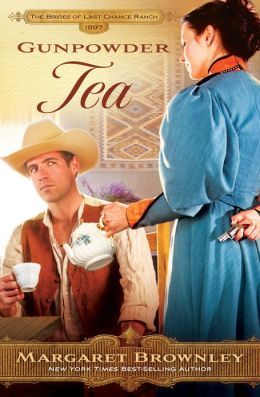 73 best love inspired historical fiction images on pinterest gunpowder tea the brides of last chance ranch series book by brownley margaret fandeluxe Document