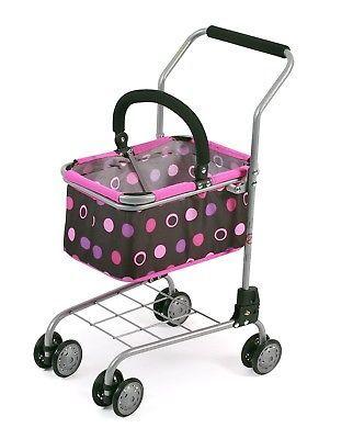 Babypuppen & Zubehör Puppenwagen Bayer Chic 2000 Mini-Buggy Roma Jeans pink