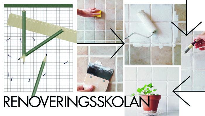 Ett av de billigaste och enklaste sätten att göra om i köket utan att dra igång en stor renovering är att helt enkelt måla om kaklet. Här berättar vi hur du gör!